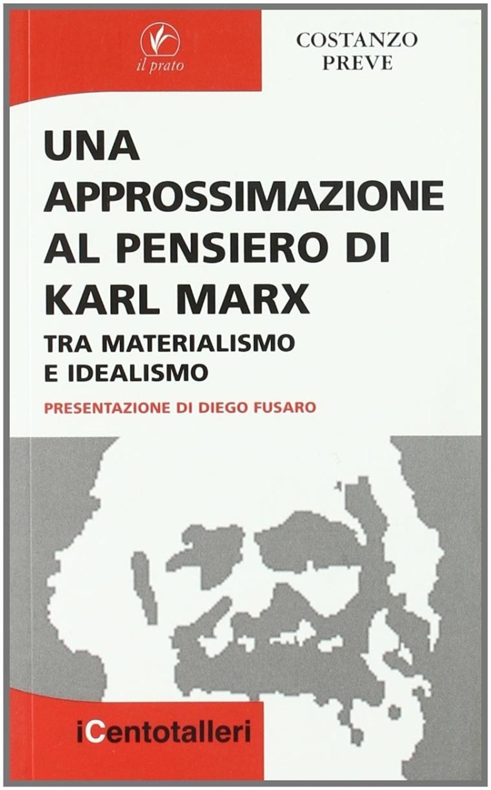 Una approssimazione al pensiero di Karl Marx. Tra materialismo e idealismo
