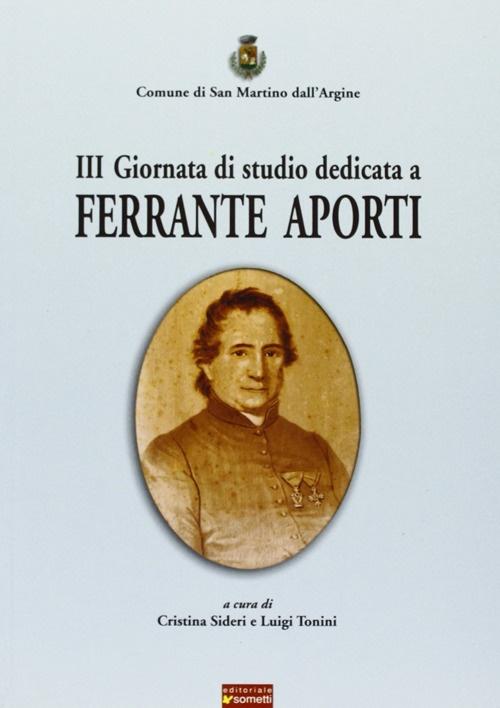Terza Giornata di studio dedicata a Ferrante Aporti