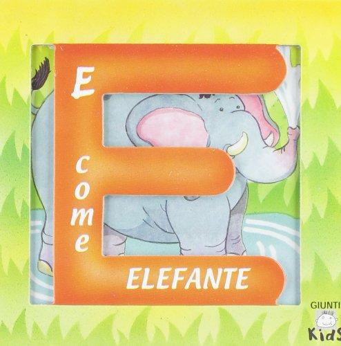 Display Alfabeto/animali E+l (16 pz).