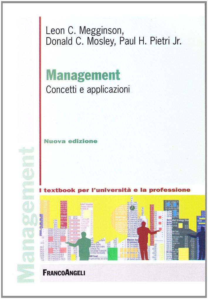 Management. Concetti e applicazioni.