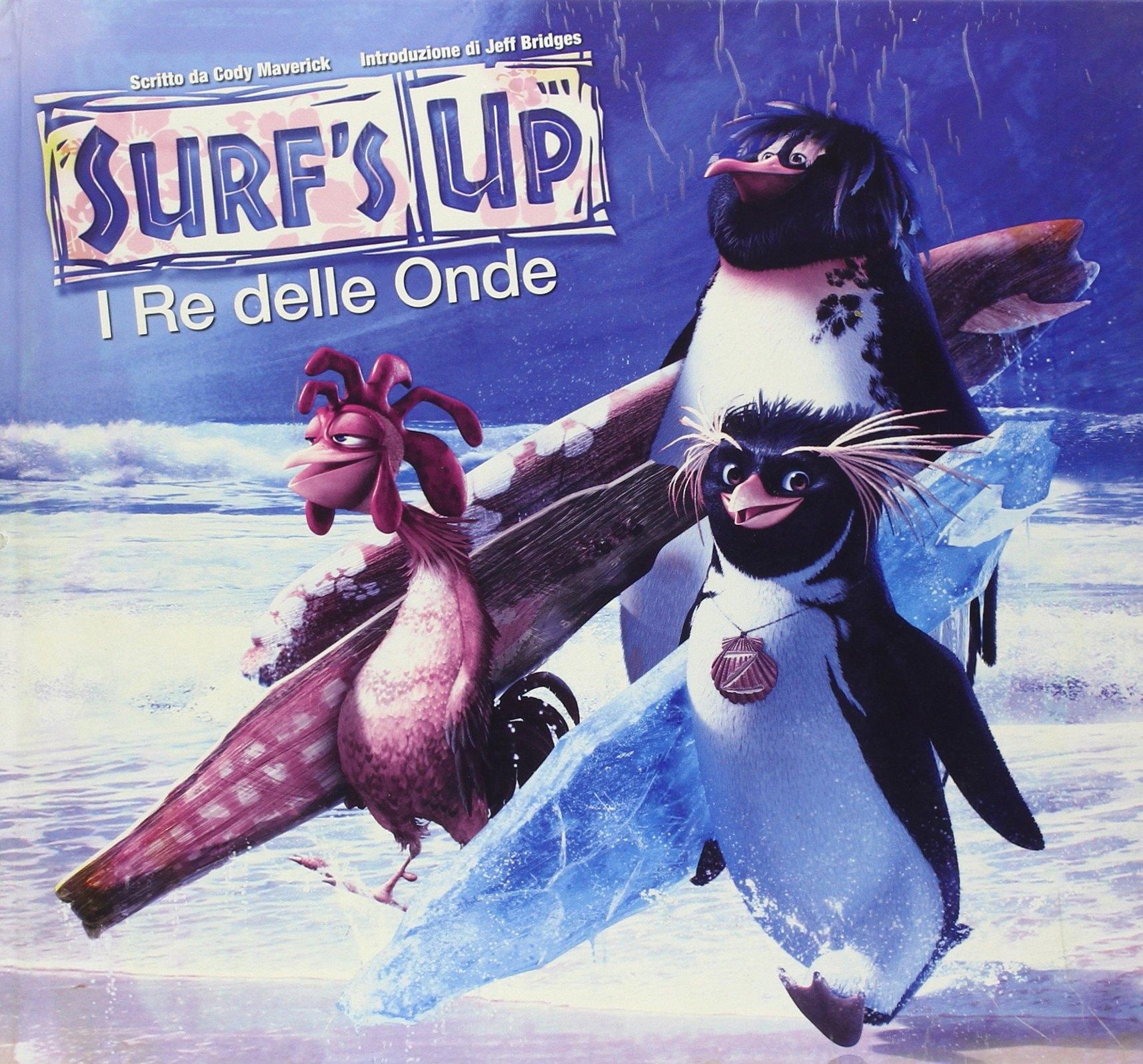 Surf's up. I re delle onde