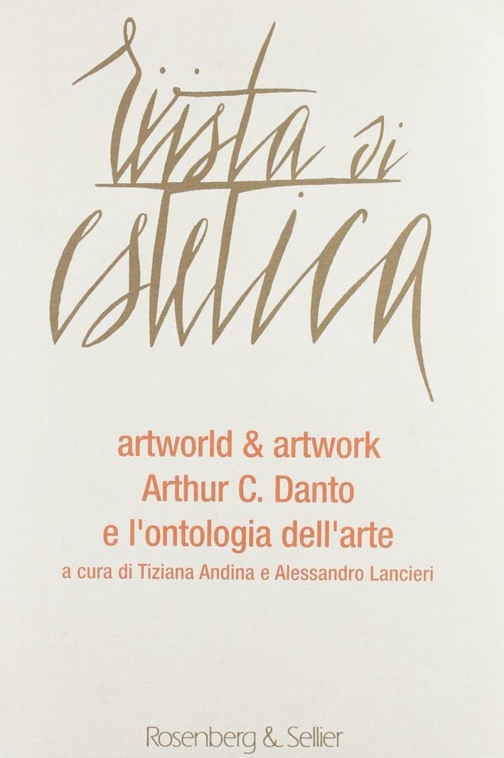 Rivista di estetica. Vol. 35