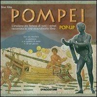 Pompei. Libro pop-up. Ediz. illustrata. Con gadget