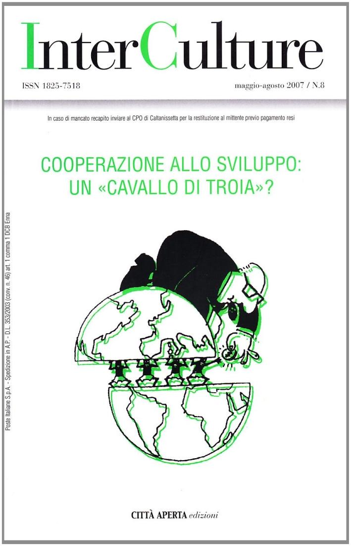 InterCulture. Vol. 8: Cooperazione allo sviluppo: un cavallo di Troia?