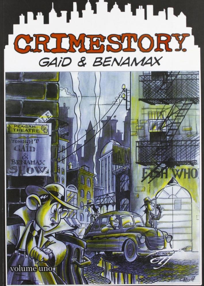 Crime story. Vol. 1