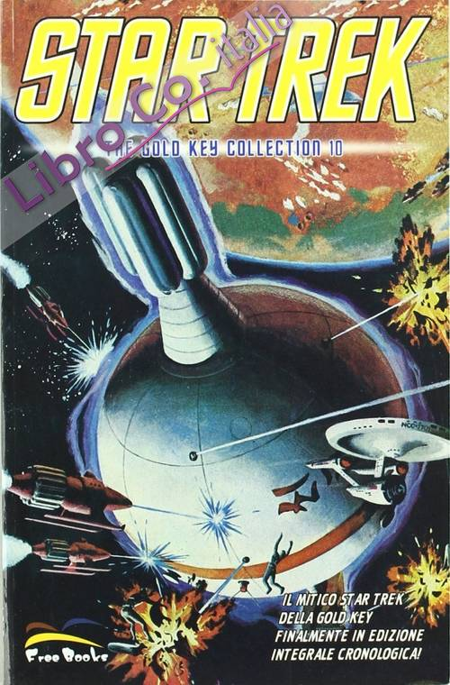 Star Trek. The Gold Key Collection. Vol. 10