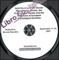 Selected papers from the Joint meeting of the Slovak physiological society, the Physiological society... CD-ROM