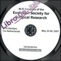 Fourty-second Congress of the European society for surgical research (Rotterdam, 23-26 May 2007). CD-ROM