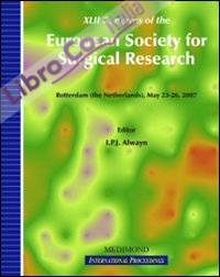 Fourty-second Congress of the European society for surgical research (Rotterdam, 23-26 May 2007)