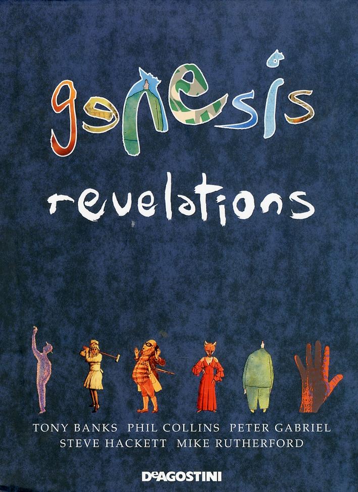 Genesis. Revelations. Ediz. illustrata