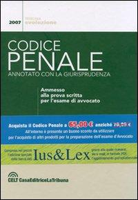 Codice penale annotato con la giurisprudenza. Con DVD-ROM.