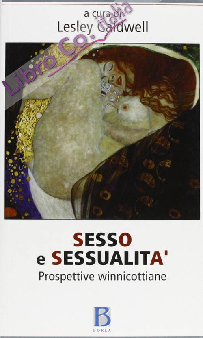 Sesso e sessualità. Prospettive winnicottiane