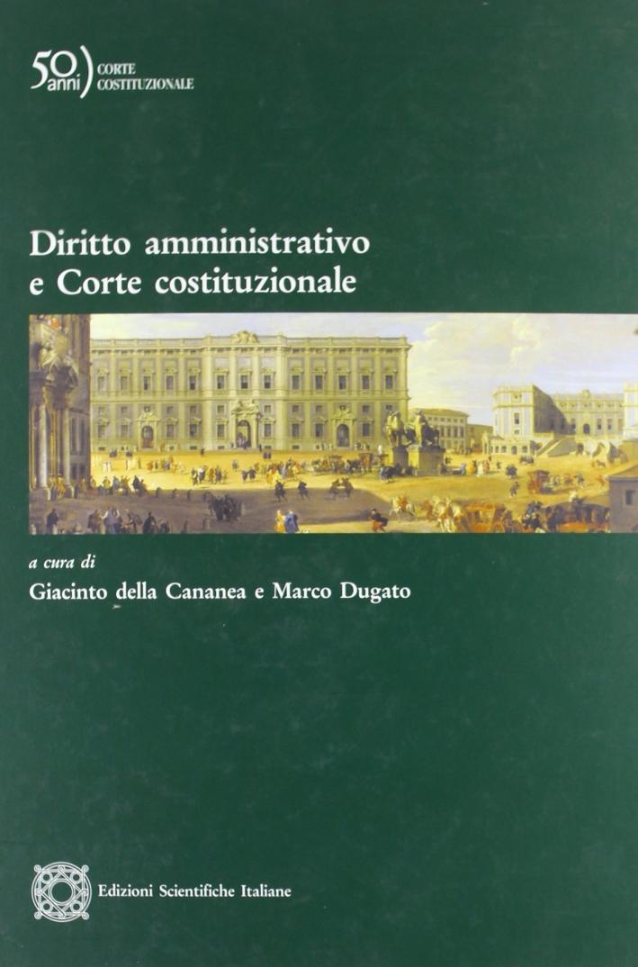 Diritto amministrativo e corte costituzionale.