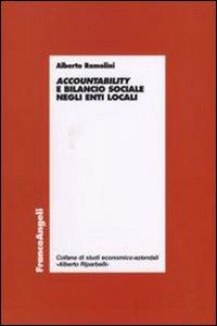 Accountability e bilancio sociale negli enti locali.