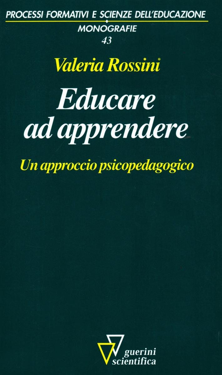 Educare ad apprendere