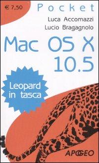Mac OS X 10.5. Leopard in tasca