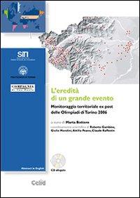 L'Eredità di un Grande Evento. Monitoraggio Territoriale ex Post delle Olimpiadi di Torino 2006