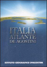 Italia. Atlante De Agostini