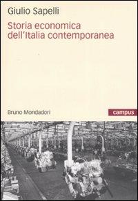 Storia economica dell'Italia contemporanea.