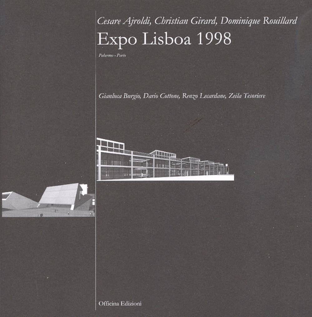 Expo Lisboa 1998. Palermo - Paris.