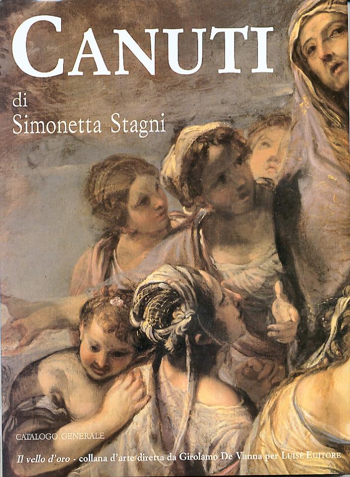 Domenico Maria Canuti. Catalogo generale