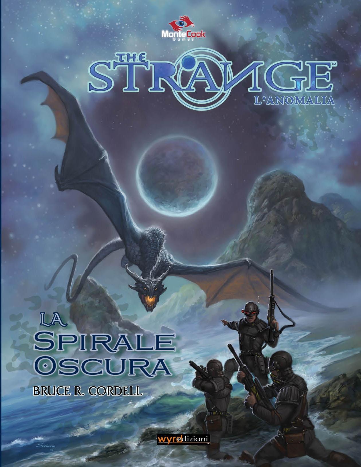 The Strange - La Spirale Oscura