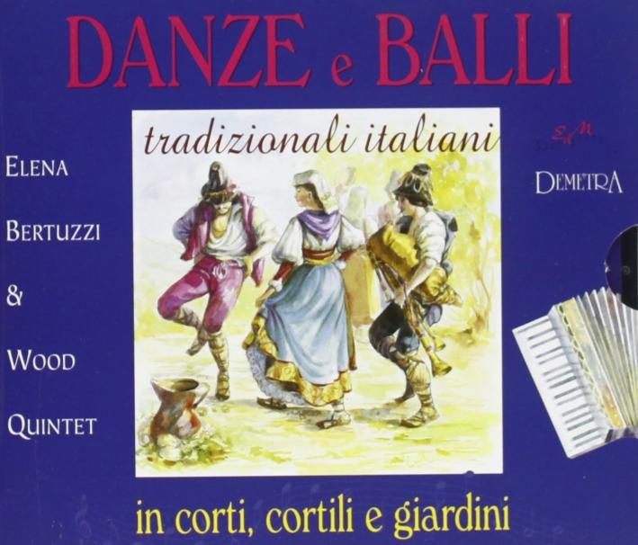 Danze E Balli Tradizionali CD
