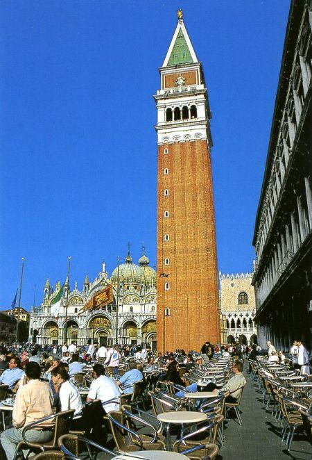 Piazza San Marco - Cartolina 10x15