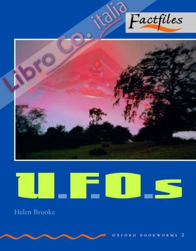 U.F.O's.