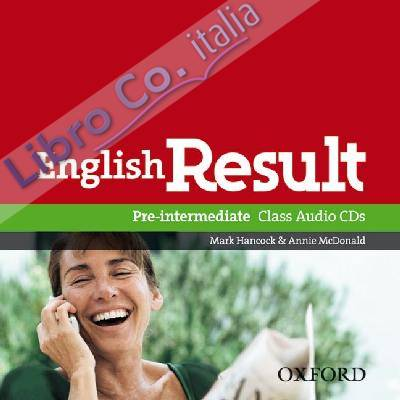 English Result Pre-intermediate: Class Audio CDs