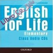 English for Life Elementary: Class Audio CD