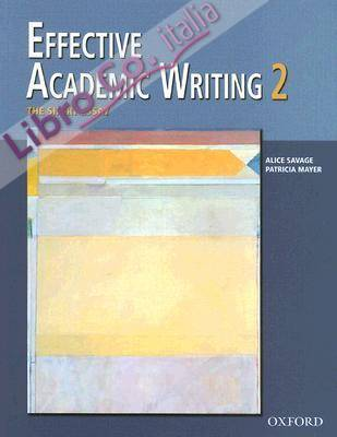 Effective Academic Writing (v. 2)