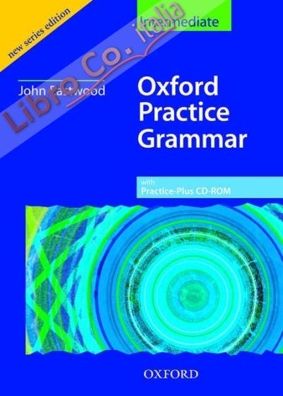 Oxford Practice Grammar (Intermediate level).