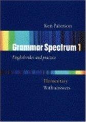 Grammar Spectrum (Bk.1).