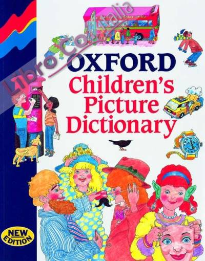 Oxford Children's Picture Dictionary.