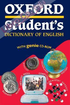 Oxford student's dictionary of english. Paperback