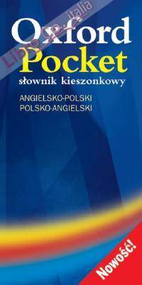 Oxford Pocket - S Ownik Kieszonkowy Angielsko-polski/polsko-angielski.