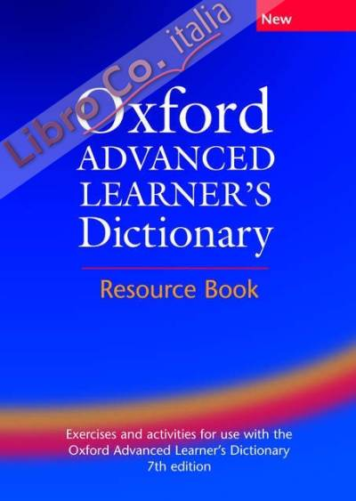 Oxford Advanced Learner's Dictionary.
