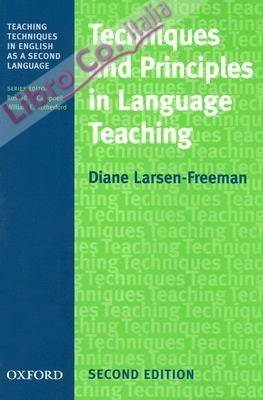 Techniques and Principles in Language Teaching.