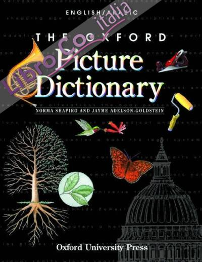 The Oxford Picture Dictionary.