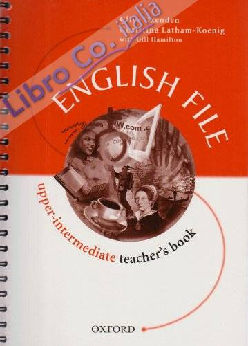 English File (Upper-intermediate level).