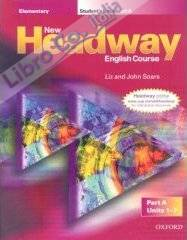 New Headway English Course (Elementary level).