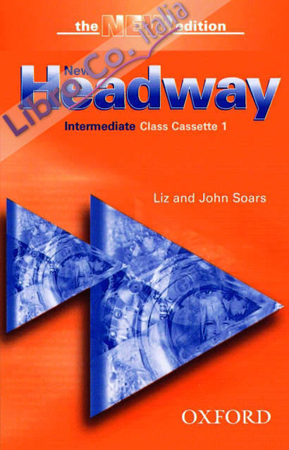 New Headway (Intermediate level).