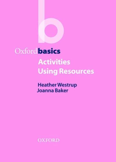 Activities Using Resources.