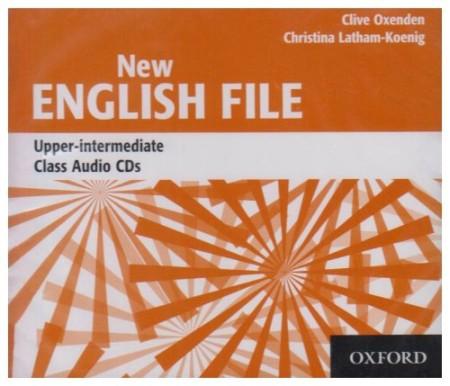 New English File (Upper-intermediate level).