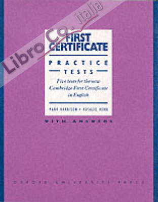 First Certificate Practice Tests (Level 1).