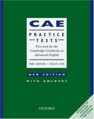 CAE Practice Tests.