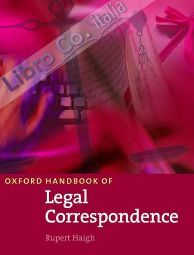 Oxford Handbook of Legal Correspondence: Student Book