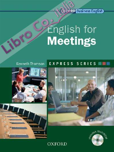English for Meetings: Student's Book Pack.