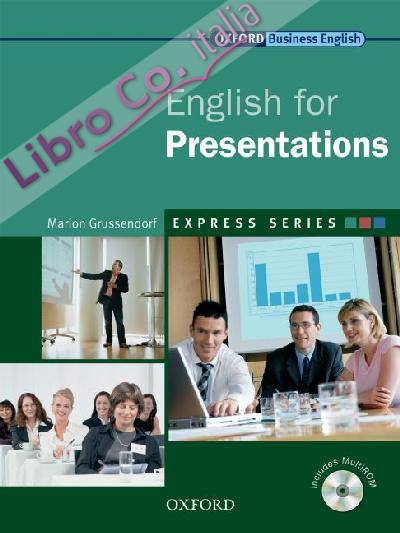 English for Presentations: Student's Book Pack.